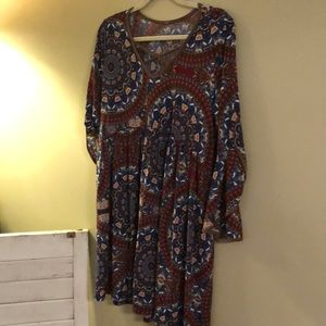 Christine dress size large